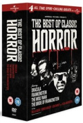 Best of Classic Horror [Region 2]