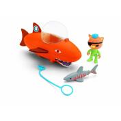 Octonauts Gup-B Kwazii and Shark Playset