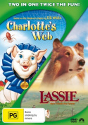Charlotte's Web (Animated) / Lassie  [Region 4]