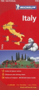 Michelin Italy Map 735 (Maps/Country