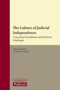 The Culture of Judicial Independence