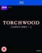 Torchwood: Series 1-4 [Region 2] [Blu-ray]