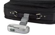 Metro 8120 Digital Luggage Scale