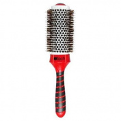 iTech Magnetic Tourmaline Boar and Nylon Bristle Brush 7cm Item No. 76400
