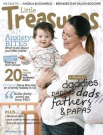 Little Treasures (NZ) - 1 year subscription - 4 issues