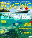 Boating NZ - 1 year subscription - 12 issues