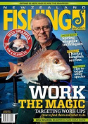 NZ Fishing World - 1 year subscription - 8 issues