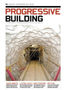 Progressive-building + Info-link magazine - 1 year subscription - 6 issues