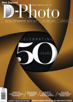D-Photo - 1 year subscription - 6 issues