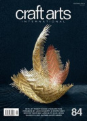 Craft Arts International - 1 year subscription - 3 issues