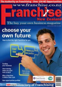 Franchise New Zealand - 1 year subscription - 4 issues