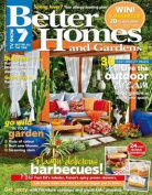 Better Homes & Gardens - 1 year subscription - 15 issues