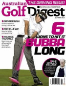 Australian Golf Digest - 1 year subscription - 12 issues
