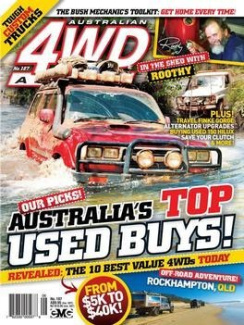Australian 4WD Action - 1 year subscription - 17 issues
