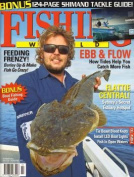 Fishing World - 1 year subscription - 12 issues
