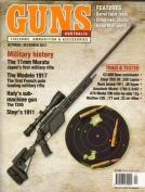 Guns Australia - 1 year subscription - 4 issues