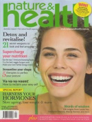 Nature & Health - 1 year subscription - 7 issues
