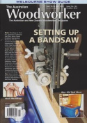 The Australian Woodworker - 1 year subscription - 6 issues