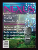 Nexus Magazine - 1 year subscription - 6 issues
