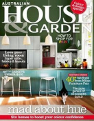 Australian House & Garden - 1 year subscription - 12 issues