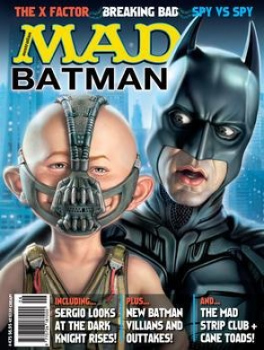 MAD Magazine - 1 year subscription - 12 issues