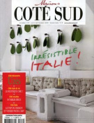 Maisons Cote Sud (France) - 1 year subscription - 6 issues