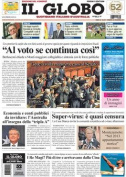 IL GLOBO - 1 year subscription - 52 issues
