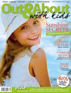 Out & About With Kids - 1 year subscription - 4 issues