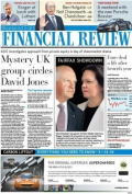 The Weekend Financial Review - 1 year subscription - 52 issues