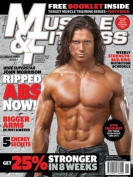Muscle & Fitness Australian Edition - 1 year subscription - 12 issues