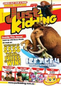 Just Kidding - 1 year subscription - 8 issues