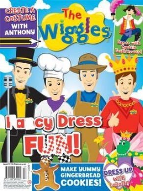 The Wiggles - 1 year subscription - 6 issues