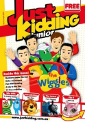 Just Kidding Junior - 1 year subscription - 6 issues