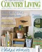 COUNTRY LIVING UK - 1 year subscription - 12 issues