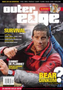 Outer Edge - 1 year subscription - 4 issues