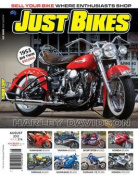 Just Bikes - 1 year subscription - 12 issues