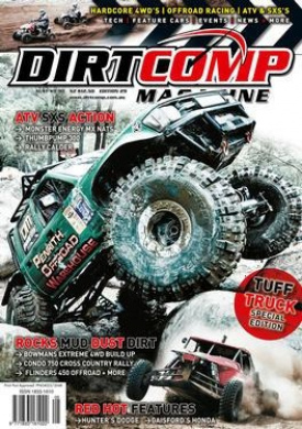 Dirtcomp - 1 year subscription - 6 issues