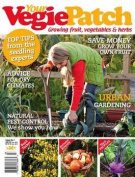 Your Vegie Patch - 1 year subscription - 8 issues
