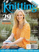 Australian Knitting - 1 year subscription - 4 issues