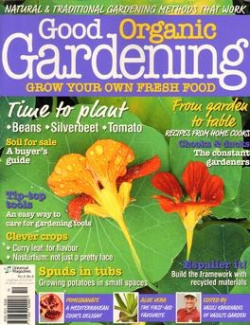 Good Organic Gardening - 1 year subscription - 6 issues