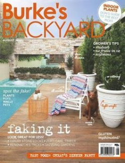 Burke's Backyard - 1 year subscription - 12 issues