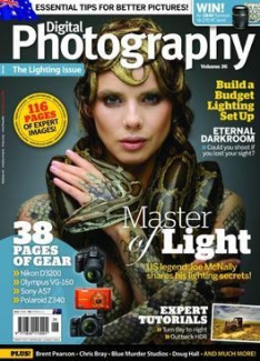 Digital Photography - 1 year subscription - 6 issues