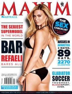 MAXIM Australia - 1 year subscription - 12 issues