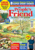 The People's Friend (UK) - 1 year subscription - 50 issues