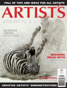 Artists Drawing & Inspiration - 1 year subscription - 4 issues