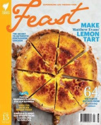 Feast - 1 year subscription - 13 issues