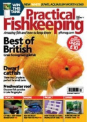 Practical Fishkeeping (UK) - 1 year subscription - 13 issues