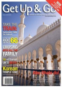 Get up & Go - 1 year subscription - 4 issues