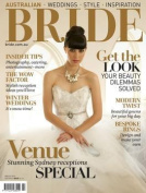 Australian Bride Magazine - 1 year subscription - 4 issues