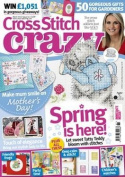 Cross Stitch Crazy - 1 year subscription - 13 issues